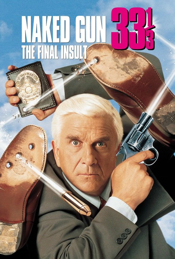 Download Film Naked Gun 33 1 3 The Final Insult 1994