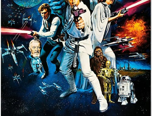 Star Wars A New Hope back in Official Movie Charts!