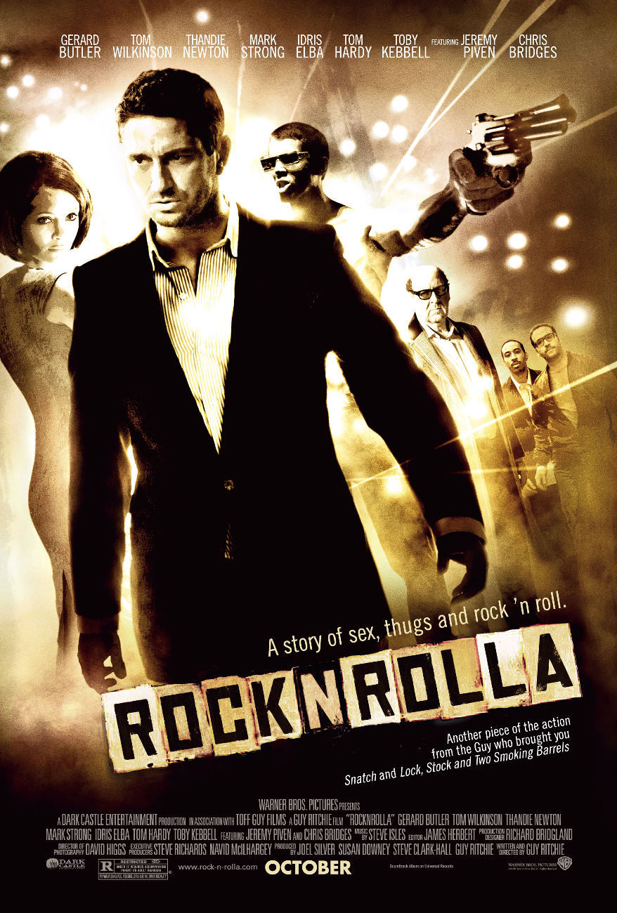 Rock N Rolla Stream