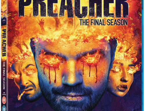 Preacher Final Series Comes to Blu Ray.