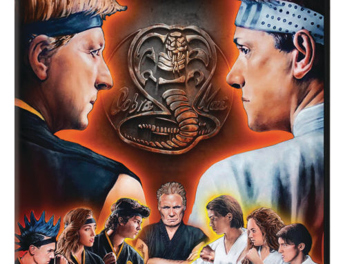 COBRA KAI – UK DVD Release