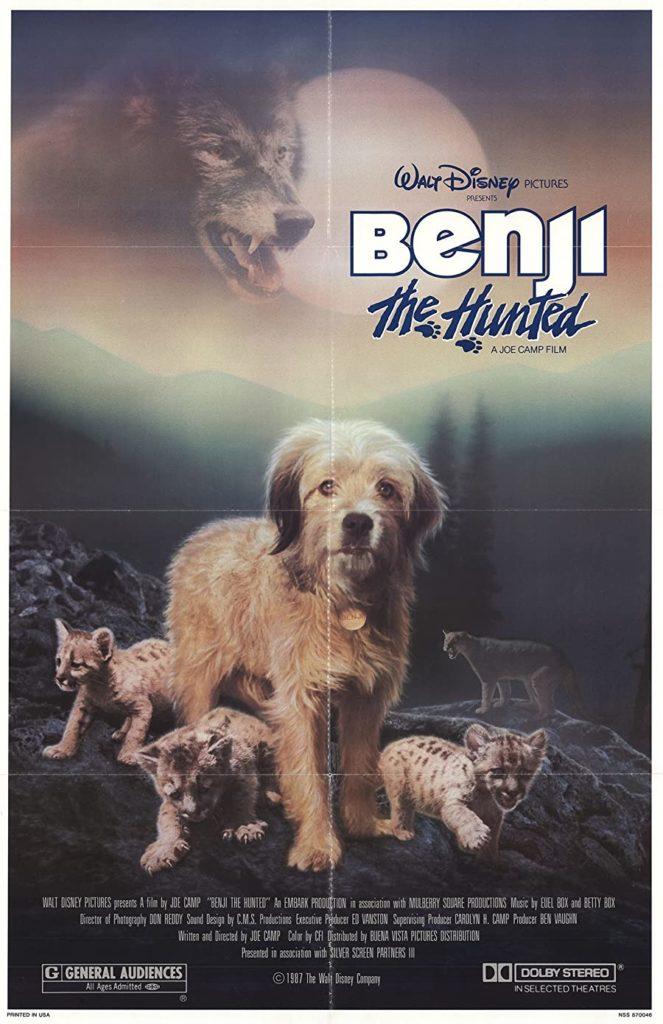 Download Film Benji The Hunted 1987