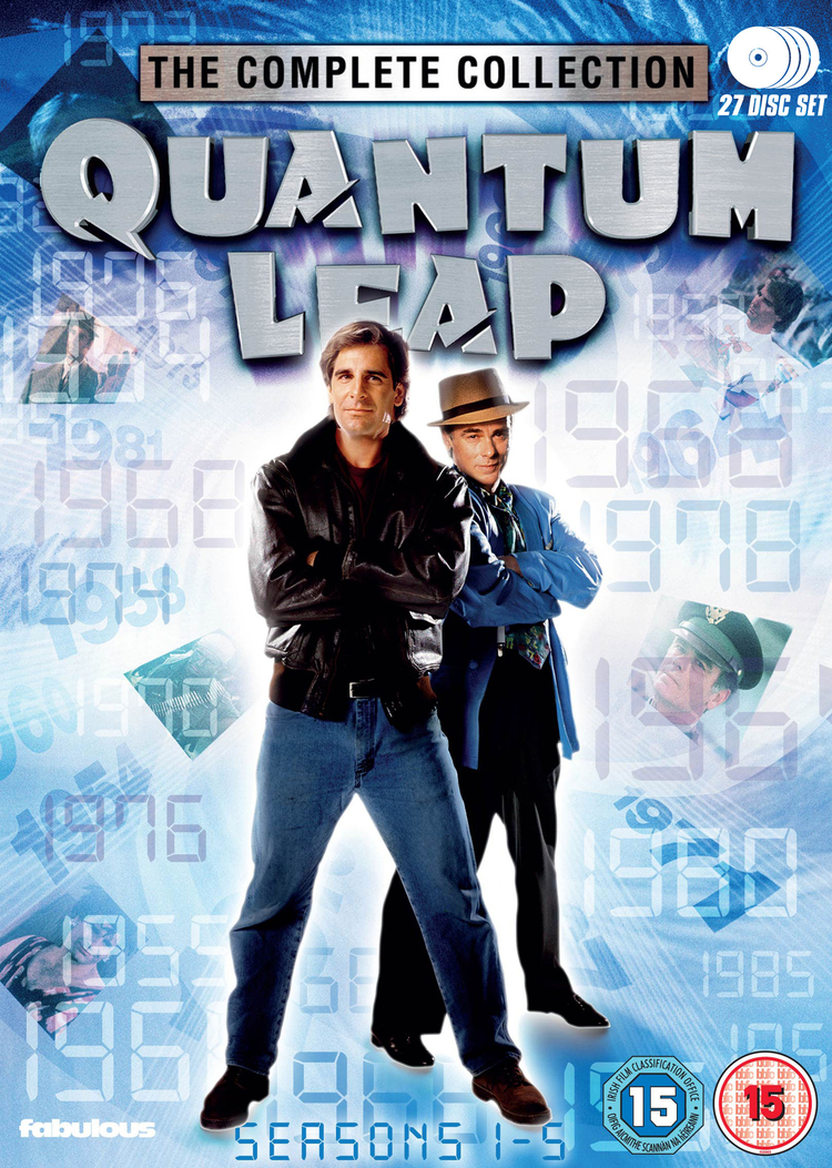 Quantum Leap The Complete Collection