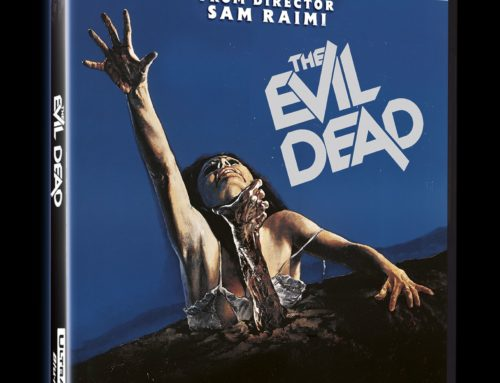 THE EVIL DEAD AVAILABLE FOR THE FIRST TIME ON 4K ULTRA HD ON NOVEMBER 16