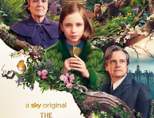 The Secret Garden flies to Number 1 on the Official Film Chart