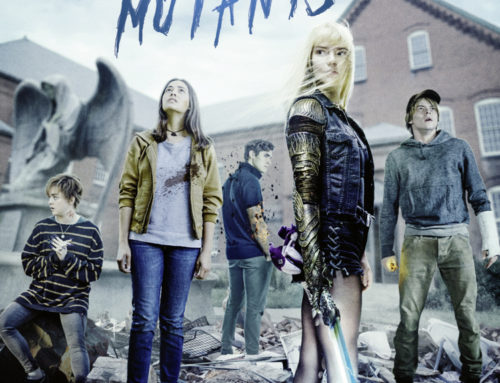 The New Mutantsreclaims the Number 1 spot on this week's Official Film Chart