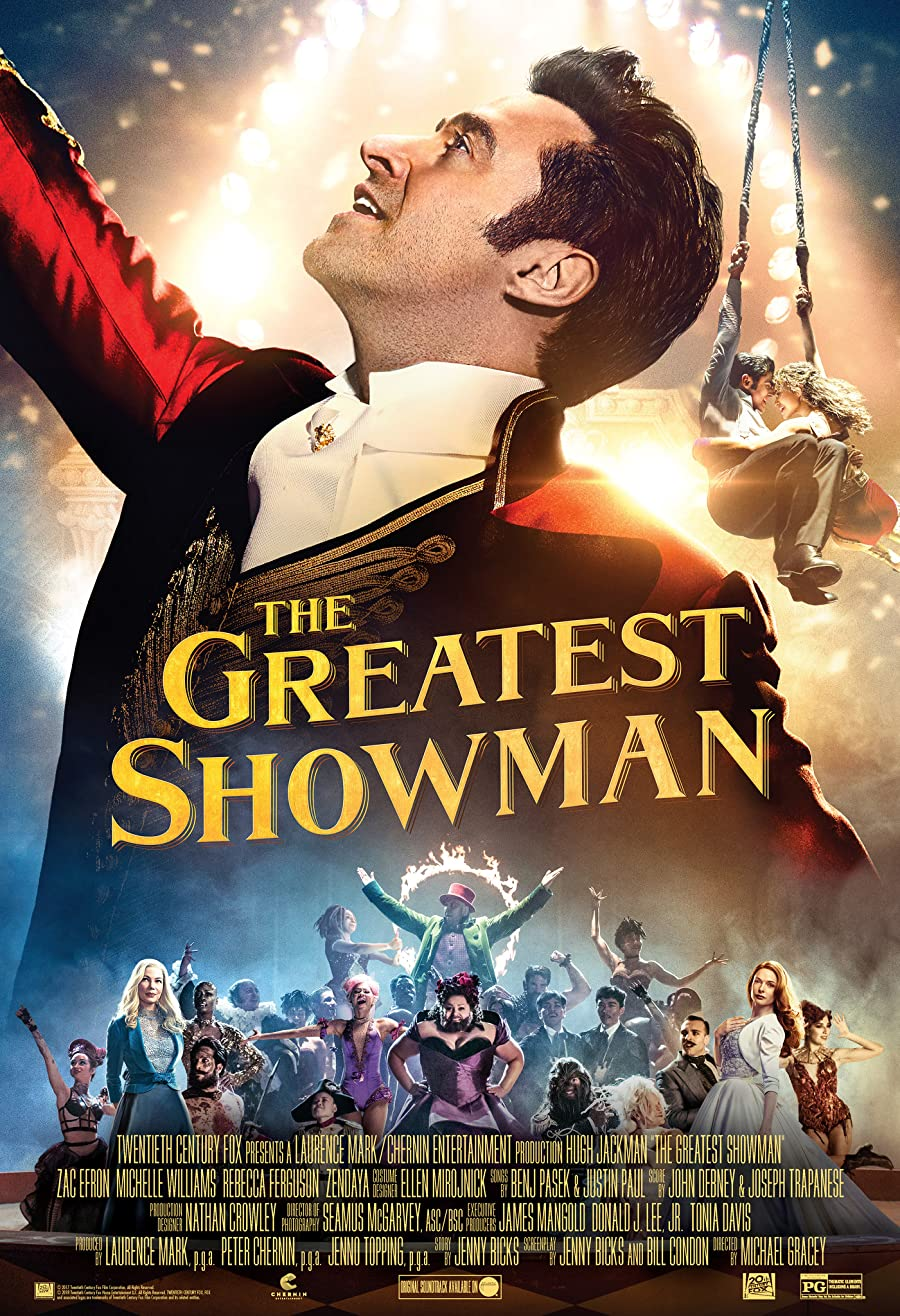 Stream The Greatest Showmanin the UK